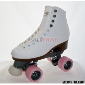 Figure Quad Skates ADVANCE Boots FIBER Frames