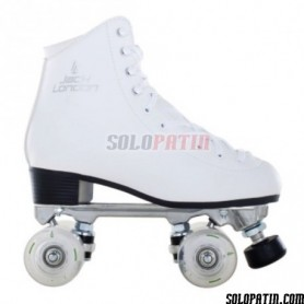 Figure Quad Skates Jack London Axel White