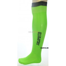 Green Fluor Hockey Socks Solopatin