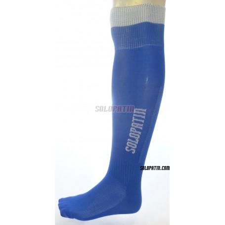 Medias Hockey Solopatin Azul Royal