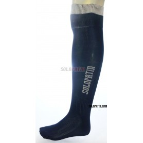 Navy Blue Hockey Socks Solopatin
