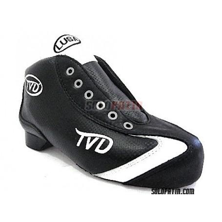 Hockey Boots TVD LUSA BLACK - WHITE