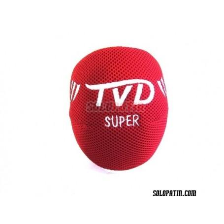 Ginocchiere Hockey TVD SPIDER SUPER ROSSO