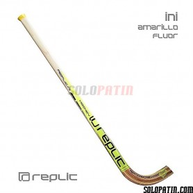 Stick Hockey Replic Amarillo Iniciación