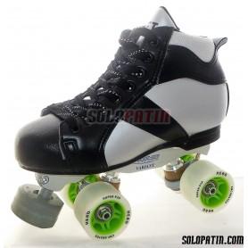 Conjunto Patines Hockey Solopatin ROCKET ROLL*LINE VARIANT F ruedas HERO