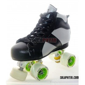 Conjunto Patines Hockey Solopatin ROCKET BOIANI STAR RK ruedas HERO
