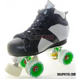 Conjunt Patins Hockey Solopatin ROCKET BOIANI STAR RK ruedas ROLL*LINE RAPIDO