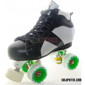 Patins Complets Solopatin ROCKET BOIANI STAR RK M roues ROLL*LINE RAPIDO