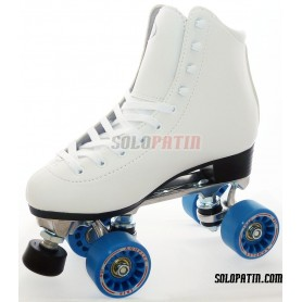 Figure Quad Skates INITIATION ALUMÍNIO Frames KOMPLEX IRIS Wheels