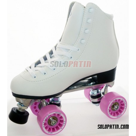 Figure Quad Skates INITIATION ALUMINIUM KOMPLEX FELIX Wheels