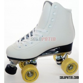 Figure Quad Skates INITIATION  ALUMINIUM ROLL-LINE MAGNUM Wheels