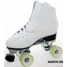 Figure Quad Skates INITIATION ALUMINIUM KOMPLEX ANGEL Wheels