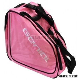 Skating Bags Clyton Pink Black