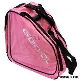 Skating Bags Clyton Pink Black