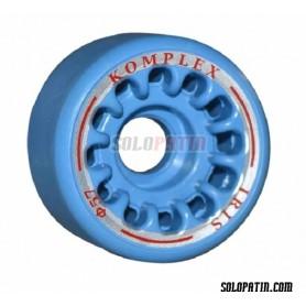 Figure Quad Skates ADVANCE Boots FIBER Frames KOMPLEX FELIX Wheels