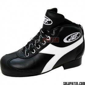 Botas Hockey JET EVOLUTION NEGRO / BLANCO