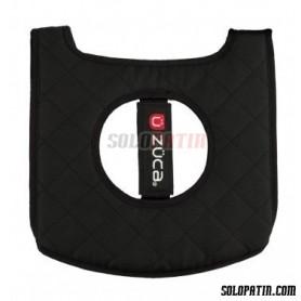 Züca Seat Cushion Negre / Negre