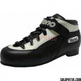 Botes Roller Derby Reno Negre - Blanc
