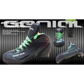 Rollhockey Schuhe Genial TOP Schwarz
