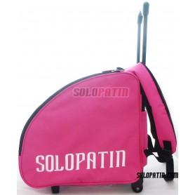 Trolley Mochila Solopatin PERSONALIZABLE ROSA
