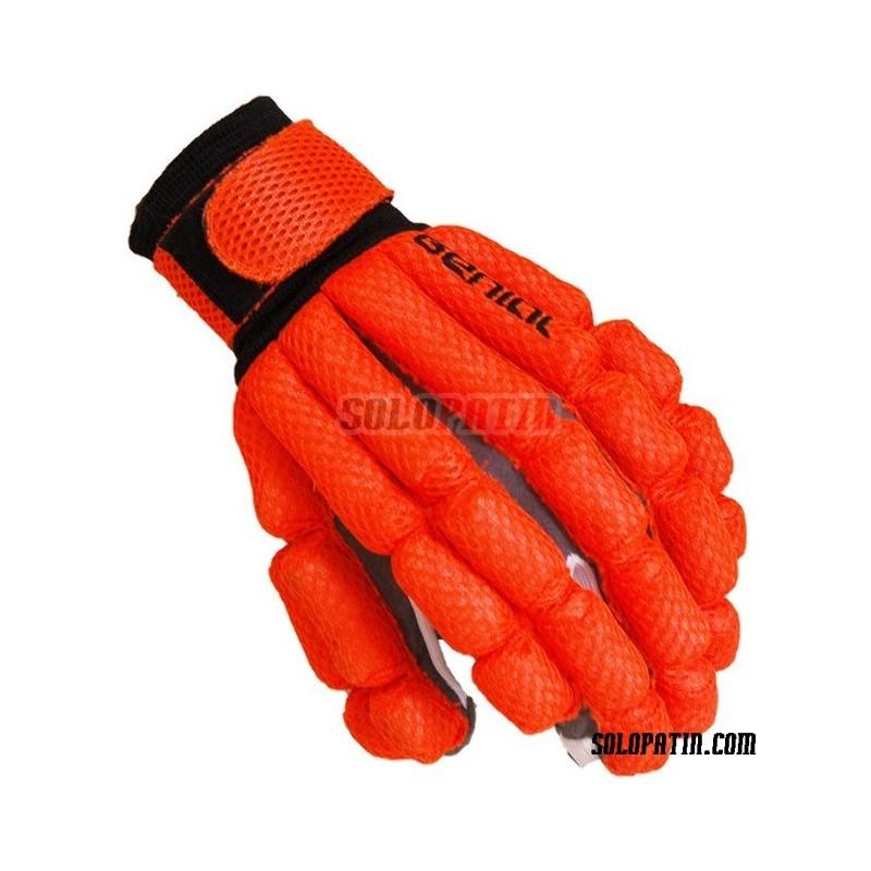 Guantes Genial TOP Naranja Flúor