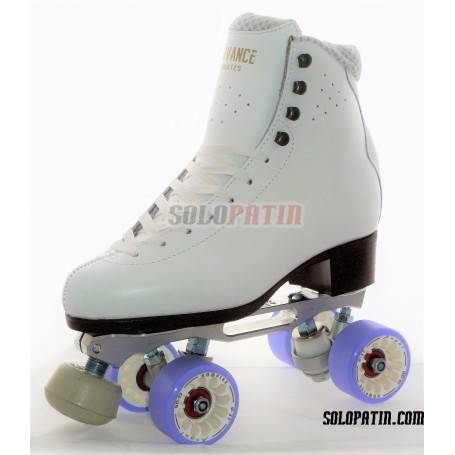 Patines Artísticos STAR B1 PLUS Botas ADVANCE ELITE Ruedas KOMPLEX ANGEL