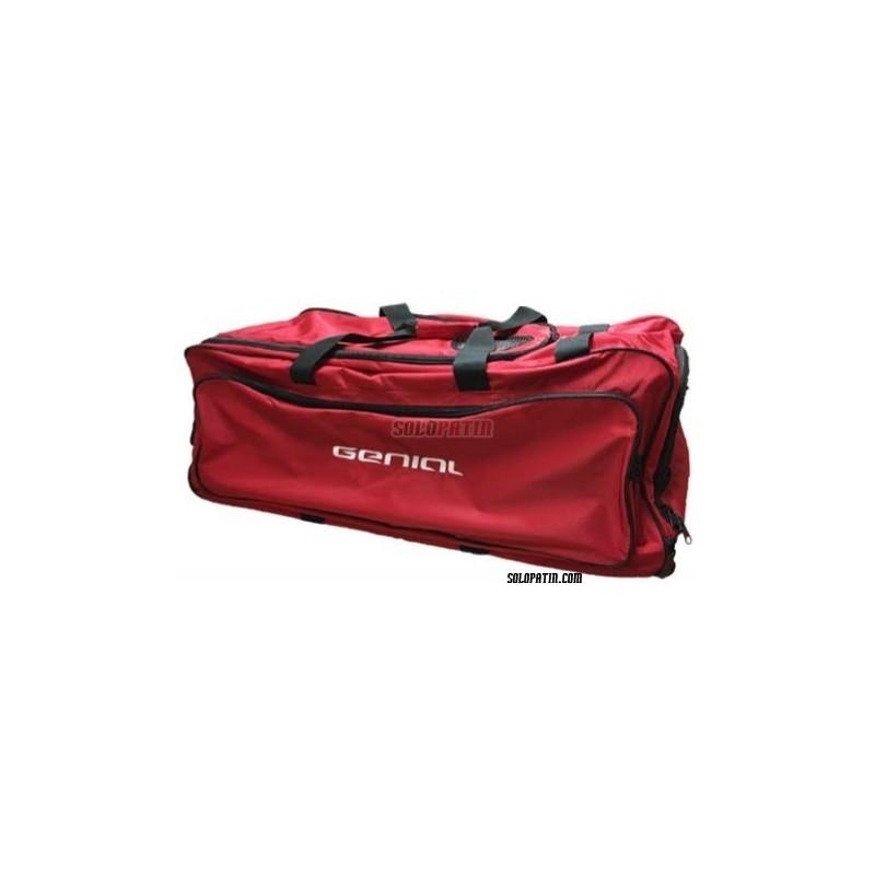 Bolsa Trolley Genial EVO Portero Rojo