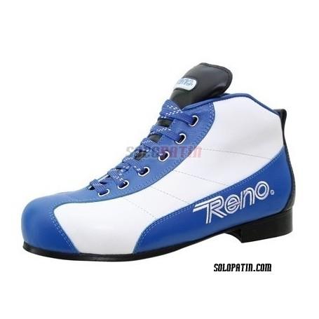 Conjunto Hockey Reno Milenium Plus III Azul Blanco R1