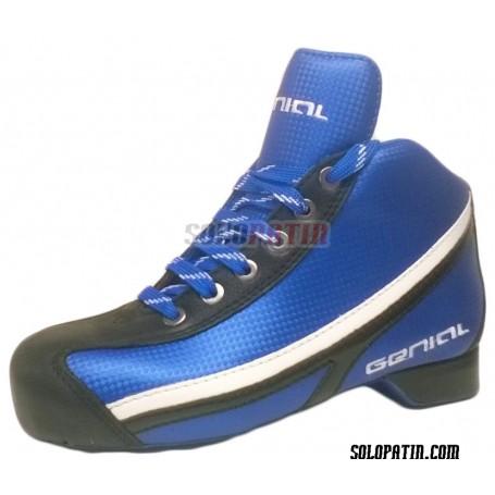 Rollhockey Schuhe Genial Supra Schwarz
