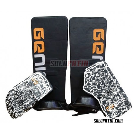 Leg Guards Goalkeeper Genial Supra