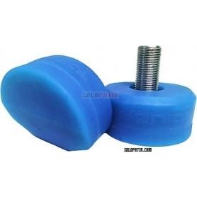 Stopper RollHockey Genial Blau