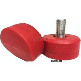 Frenos Hockey Genial Rojo