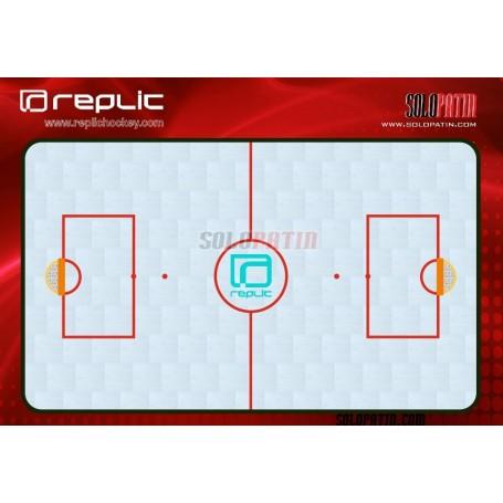 Pizarra Tácticas Hockey Replic