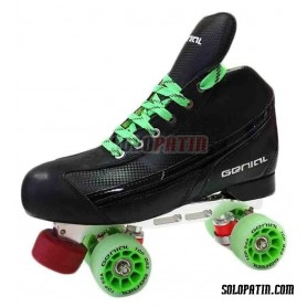 Pattini Hockey Genial Supra Nº 6 Nero
