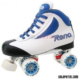 Pattini Hockey Reno Oddity Bianco Blu R1