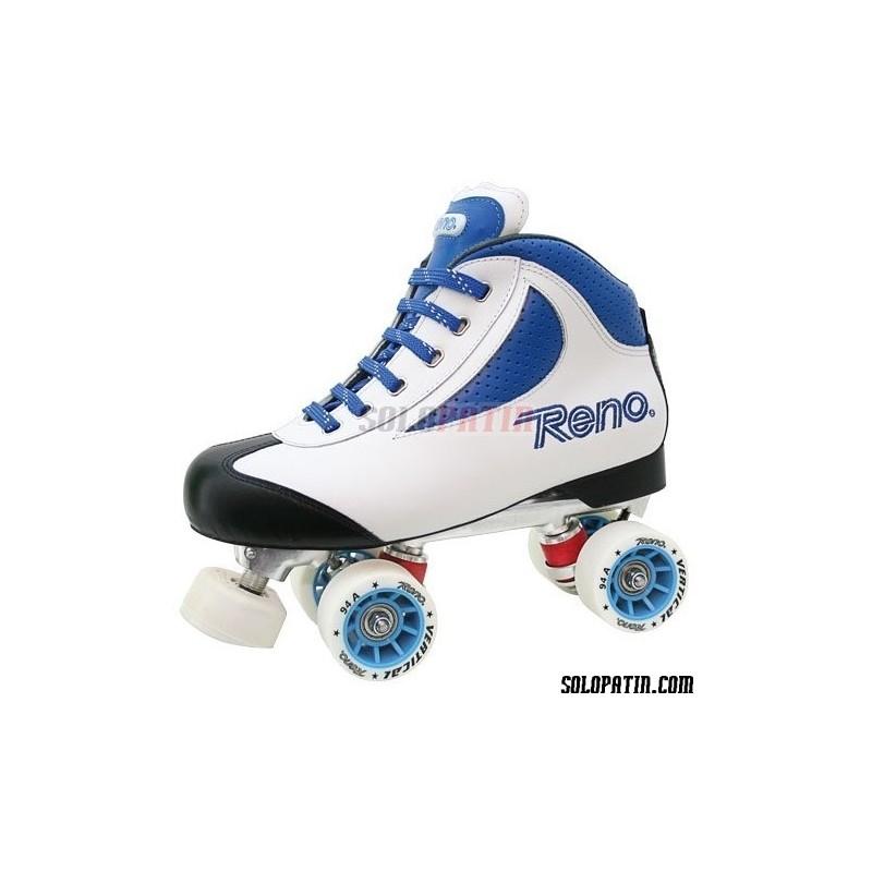 Conjunto Hockey Reno Oddity Blanco Azul R1