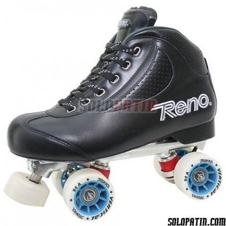 Conjunto Hockey Reno Oddity Negro R1