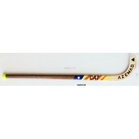 Bastoni Azemad Nazionale di hockey del la Catalogna