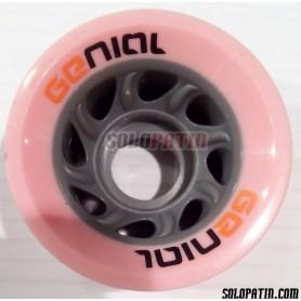 Artistic Skating Wheels GENIAL Pink