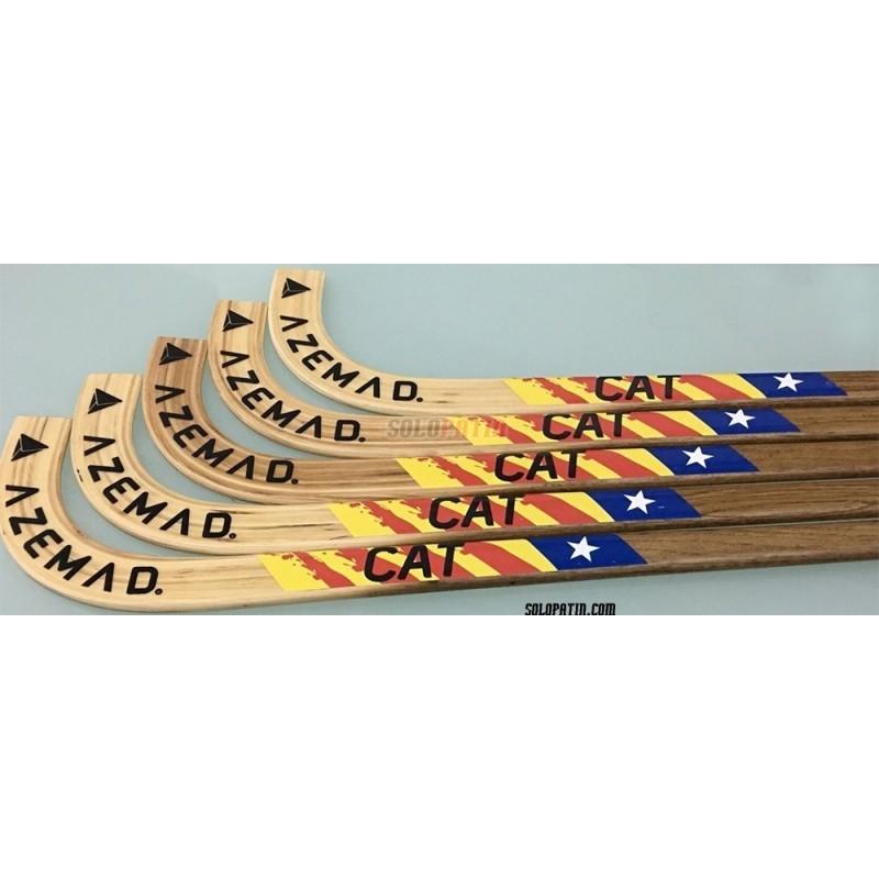 Bastoni Azemad Nazionale di hockey de la Catalogna