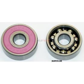 Cuscinetti Pattini Advance Precisione Rosa ABEC 3