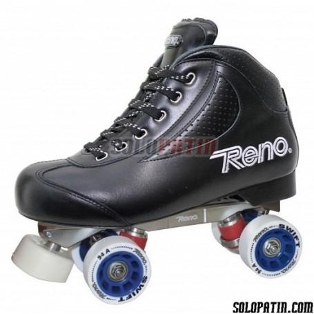 Conjunto Hockey Reno Oddity Negro R3 Vertical