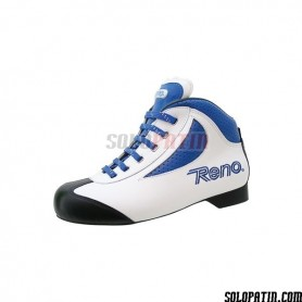 Pattini Hockey Reno Oddity Bianco Blu