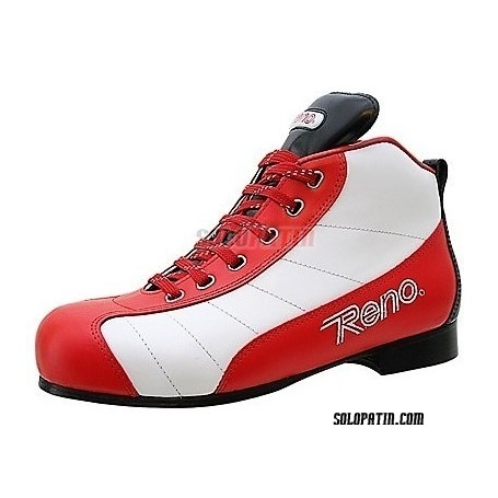 Conjunto Hockey Reno Milenium Plus III Rojo Blanco R2 F1