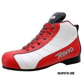 Conjunto Hockey Reno Milenium Plus III Rojo Blanco R1 F1