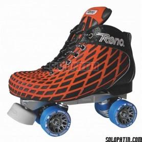Hockey Reno Microtec Set Orange R1 F1