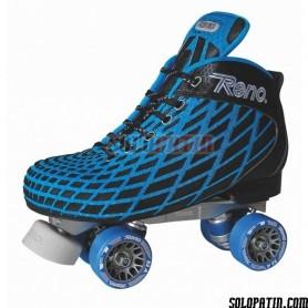 Pattini Hockey Reno Microtec Blu R1 F1
