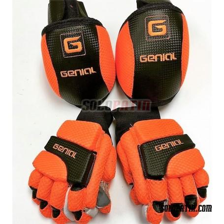 Pack Iniciación Genial 2 Piezas Negro/Naranja