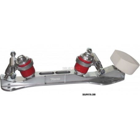 Conjunto Hockey Reno Microtec Naranja R3 F1