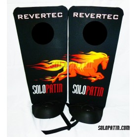 Leg Guards Goalkeeper REVERTEC INSIDE